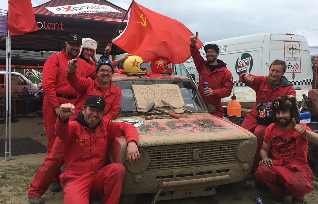 KGB Racing