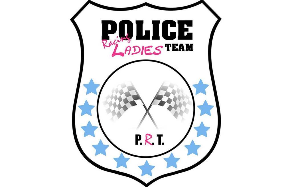 Police Racing Ladies