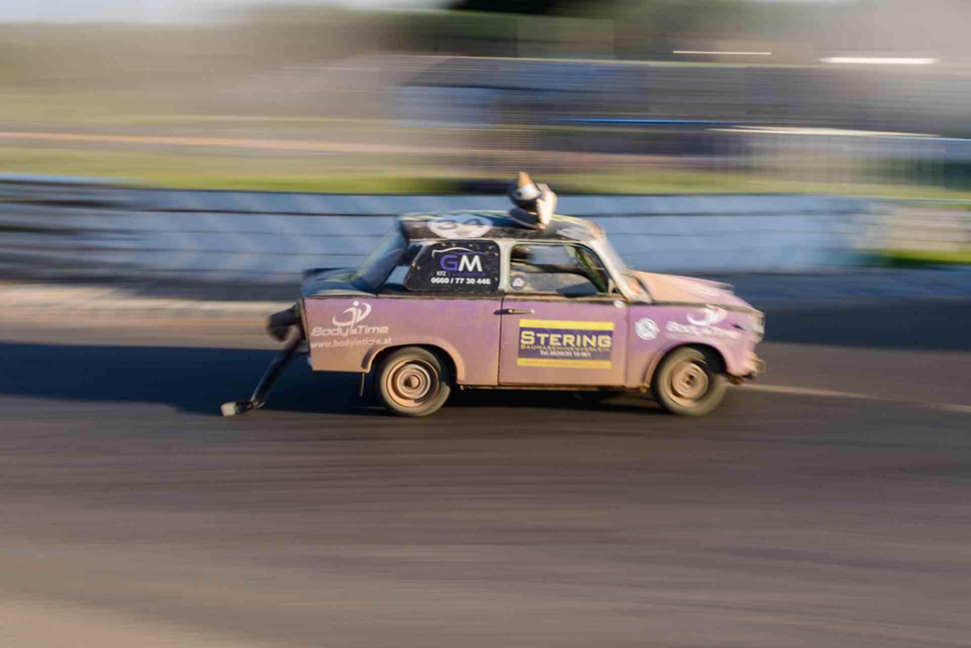 Ostblock Racer