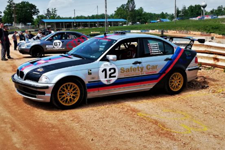 Team Safety Car Leonstein