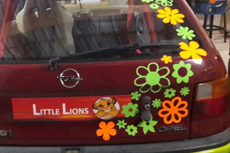 Little Lions Ladies