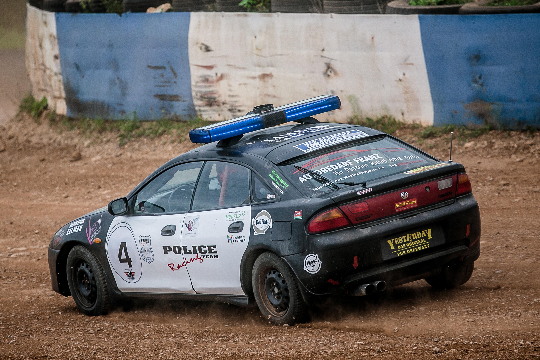 Police Racing Team