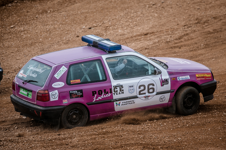 Police Racing Team II