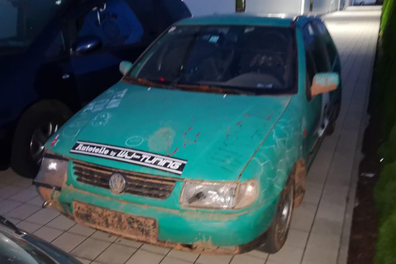 Rusty Polo