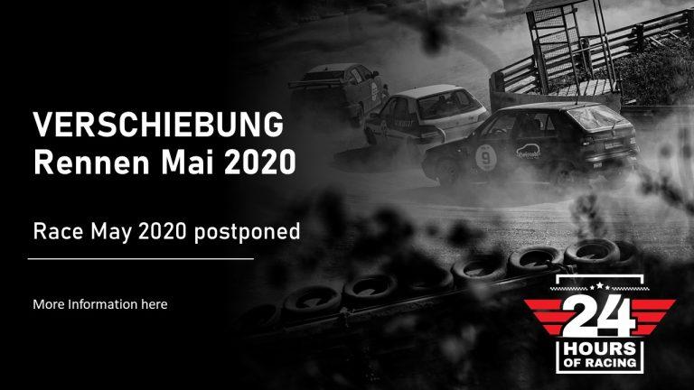 Verschiebung 2020