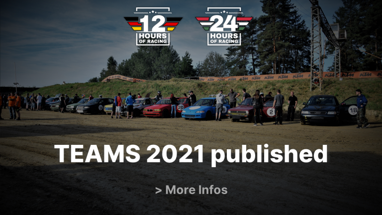 Teams 2021 published