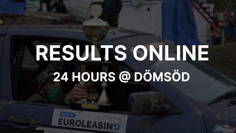 Results are online